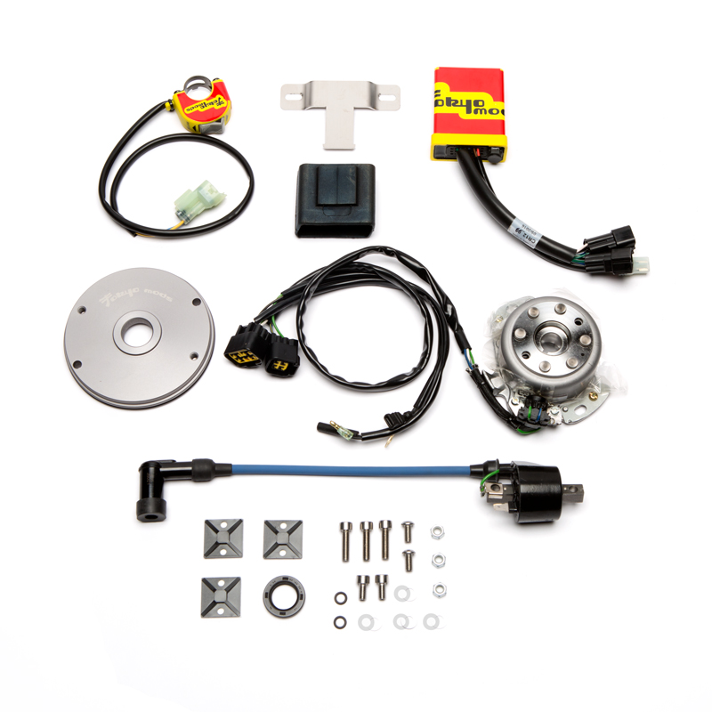 Stage 3 Ignition System